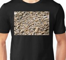 River Rocks Pebbles Unisex T-Shirt