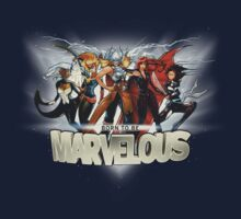 Born to be Marvelous by Emilie Boisvert