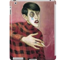 Portrait of the Journalist Sylvia von Harden (1926) {SAD ART} iPad Case/Skin