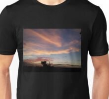 Sunset at Peace Unisex T-Shirt