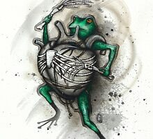 Frog Beater by Kaitlin Beckett