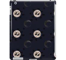 Black Cat Moon iPad Case/Skin