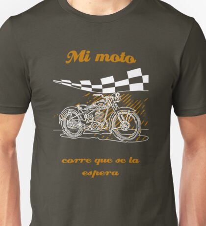 Moto Espera Unisex T-Shirt