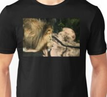 African Lion Unisex T-Shirt