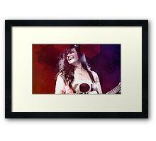 Mia Von Glitz 4 Framed Print