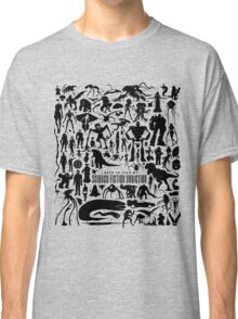 Science Fiction Addiction Classic T-Shirt