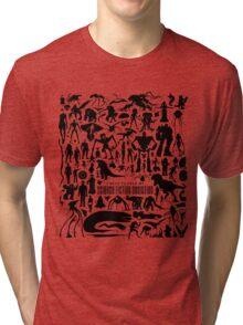 Science Fiction Addiction Tri-blend T-Shirt