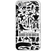 Science Fiction Addiction iPhone Case/Skin