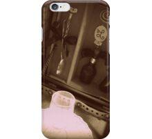 Steampunk Ladies Backpack 1.2 iPhone Case/Skin