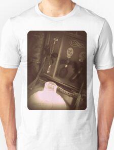 Steampunk Ladies Backpack 1.2 Unisex T-Shirt
