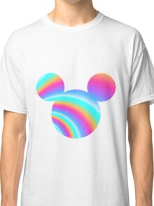 Trippy Mickey Classic T-Shirt