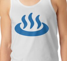 Onsen ♨ Hot Spring 温泉 Japanese Sign Tank Top