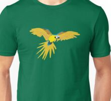 CARTOON PARROT Unisex T-Shirt