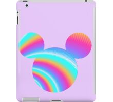 Trippy Mickey iPad Case/Skin