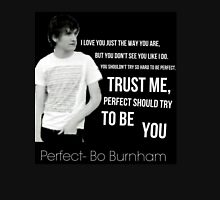 Perfect- Bo Burnham Mens V-Neck T-Shirt