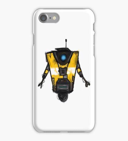 CL4P-TP iPhone Case/Skin