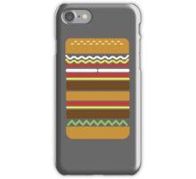 eat big and die iPhone Case/Skin