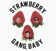 Strawberry Gang: Squad by ngud