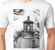 Cape Meares Lighthouse - Oregon Unisex T-Shirt