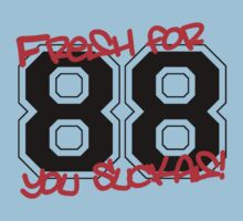 Fresh for '88 Kids Tee