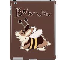 Flying Bee Gus iPad Case/Skin