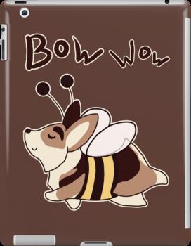 Flying Bee Gus by zerojigoku