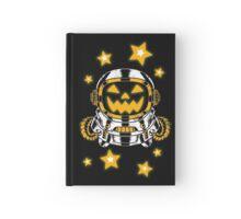 Space Halloween Hardcover Journal