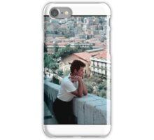 La storia della Mia Vita ! Monte Carlo. Anno Domini 1970. Andrzej Goszcz. iPhone Case/Skin