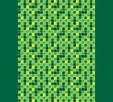 Pattern Mosaic Texture Unisex T-Shirt