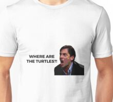 Where Are The Turtles - The Office (U.S.) Unisex T-Shirt
