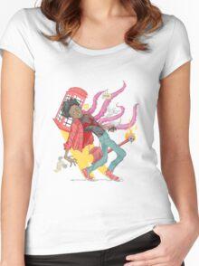 Mista Gambino Women's Fitted Scoop T-Shirt