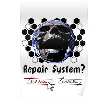 Repair System Poster