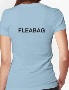 Fleabag - From BBC 3 Series Fleabag Womens Fitted T-Shirt