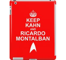 Wrath of Khan iPad Case/Skin