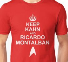 Wrath of Khan Unisex T-Shirt