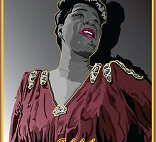 QUEEN OF JAZZ by Larry Butterworth