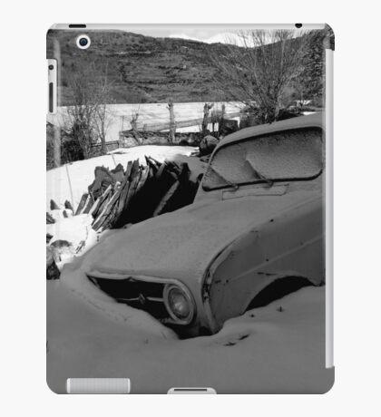 Derelict iPad Case/Skin