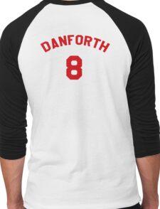 High School Musical: Danforth Jersey Red Men's Baseball ¾ T-Shirt
