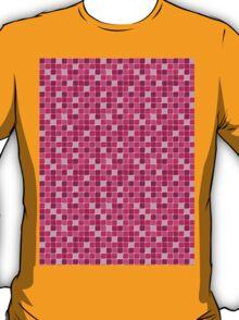 Pattern Mosaic Texture T-Shirt