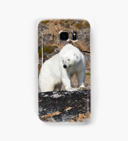 Ours polaire - Polar Bear [panorama] Samsung Galaxy Case/Skin