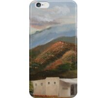 Sunset in Colombia iPhone Case/Skin
