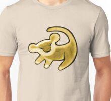 Simba sketch Unisex T-Shirt