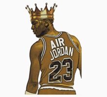 "Michael ""Air"" Jordan - King by Ash94"