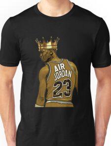 "Michael ""Air"" Jordan - King Unisex T-Shirt"