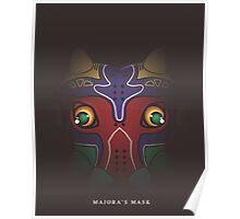 Chibi Majora's Mask Poster