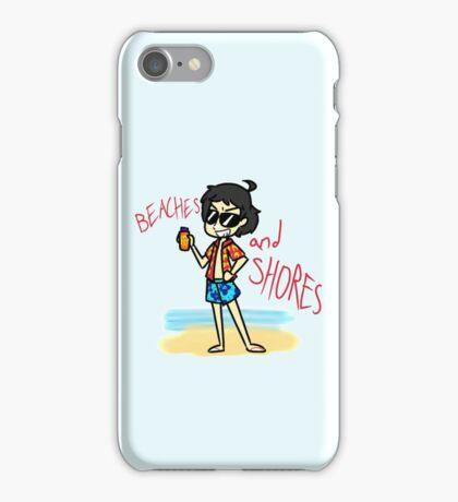 Beaches & Shores iPhone Case/Skin
