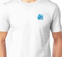 Abstract Ice Cubic Unisex T-Shirt