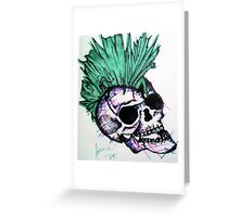 Skelly! Greeting Card