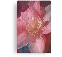 Textured Beauty Canvas Print