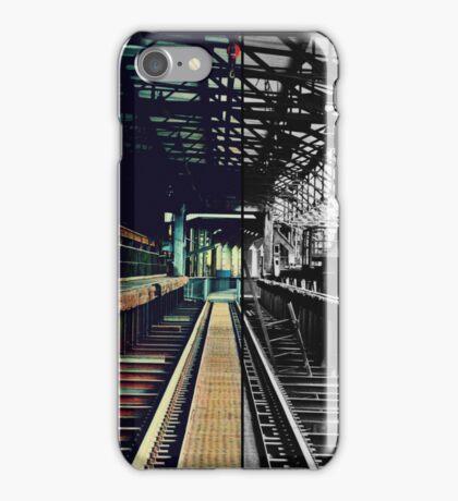 Zeitreise iPhone Case/Skin
